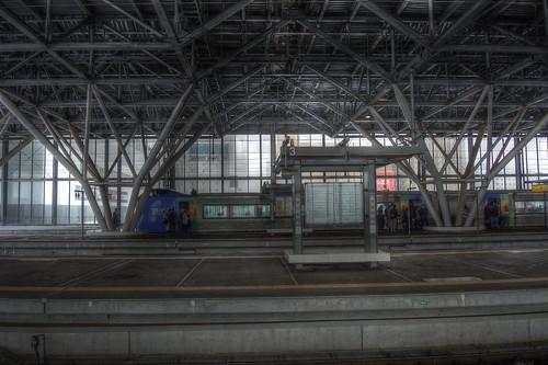 Asahikawa Station on JAN 02, 2016 (9)