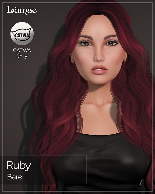 Ruby for Catwa - Bare