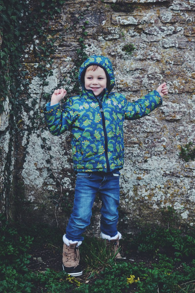 dancing at Corfe Castle
