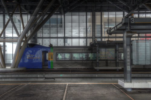 Asahikawa Station on JAN 02, 2016 (11)