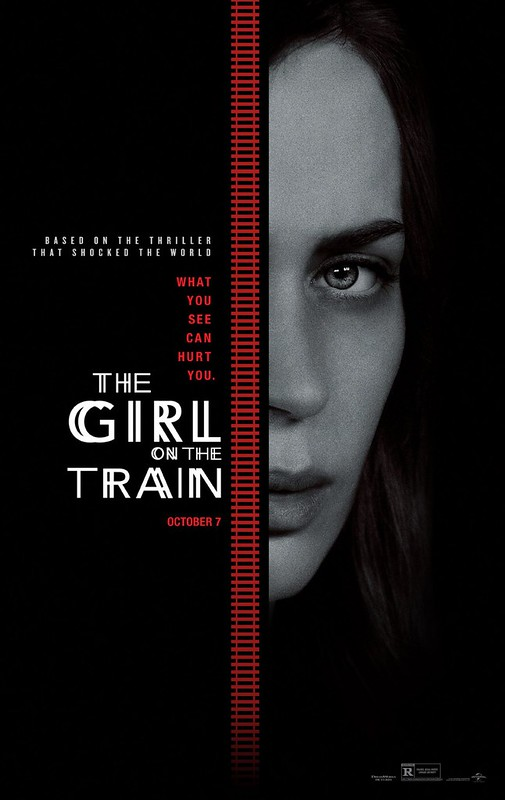 The Girl on the Train - Poster 2