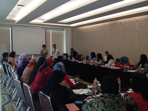 2016-12-3~4  Indonesia: National Workshop for Domestic Workers In Indonesia