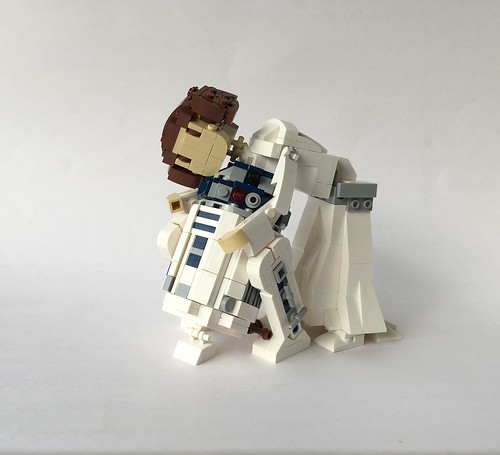 Lego Moc 6266 Mini Ucs R2 D2 Star Wars 2017 Rebrickable Build