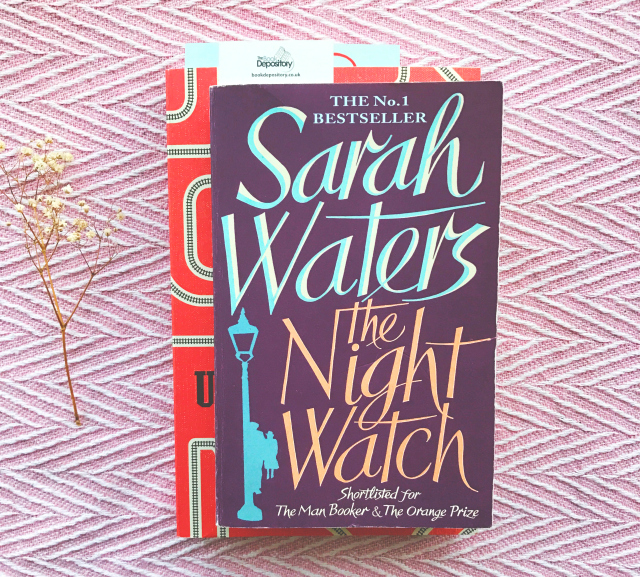 book blog vivatramp the night watch sarah waters book review tbr