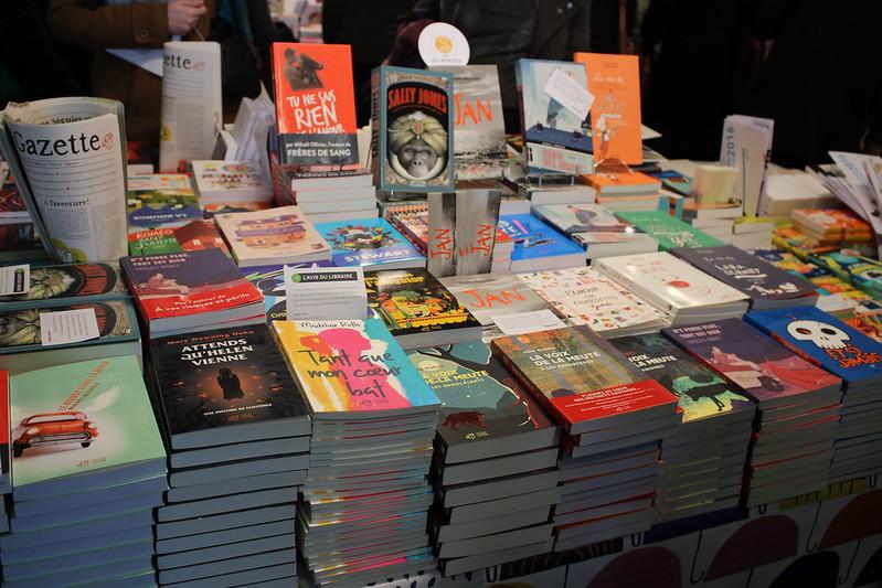 Éditions Thierry Magnier - Salon du Livre et de la Presse Jeunesse de Montreuil