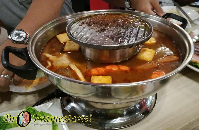Pak John Steamboat & BBQ, eCurve, Mutiara Damansara