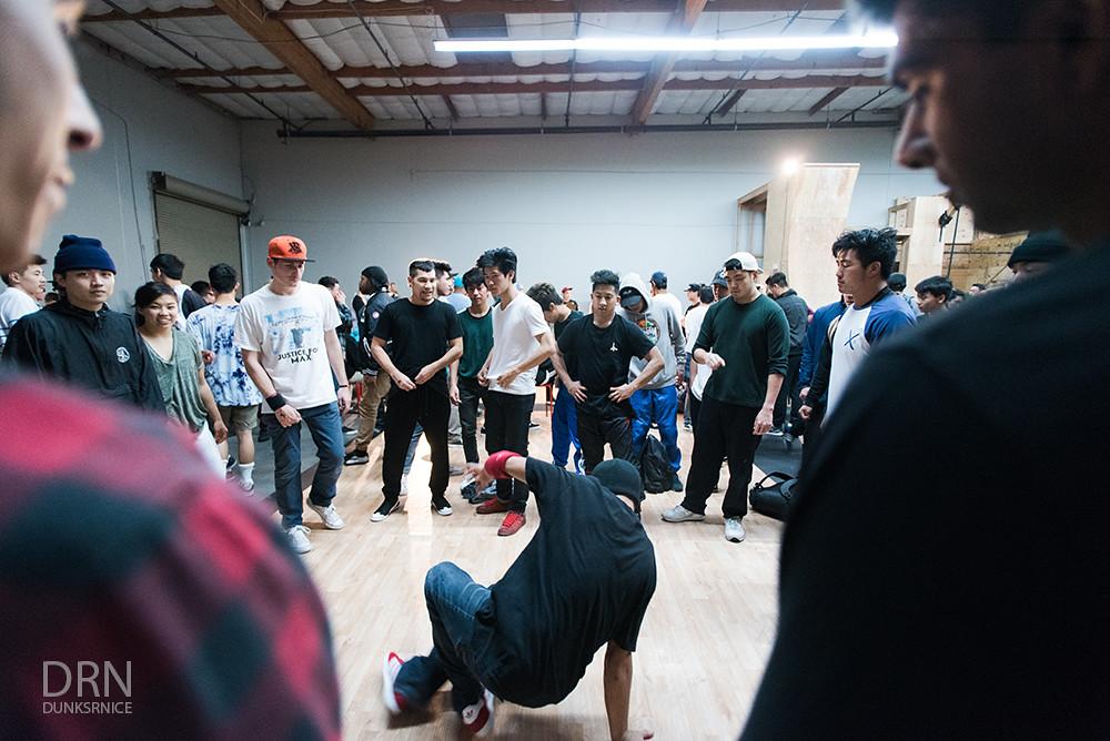 Breakdance Cypher Cup IX San Jose - 2016