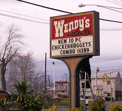 Your Choice - A 1970 Ford Pinto or 10 Piece Chicken Nuggets From Wendy's? | by Sister72