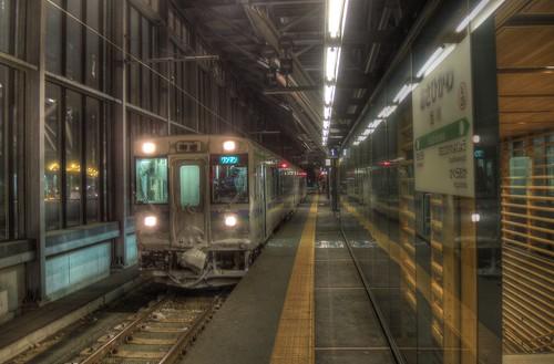 Asahikawa Station on JAN 07, 2017 vol02 (6)