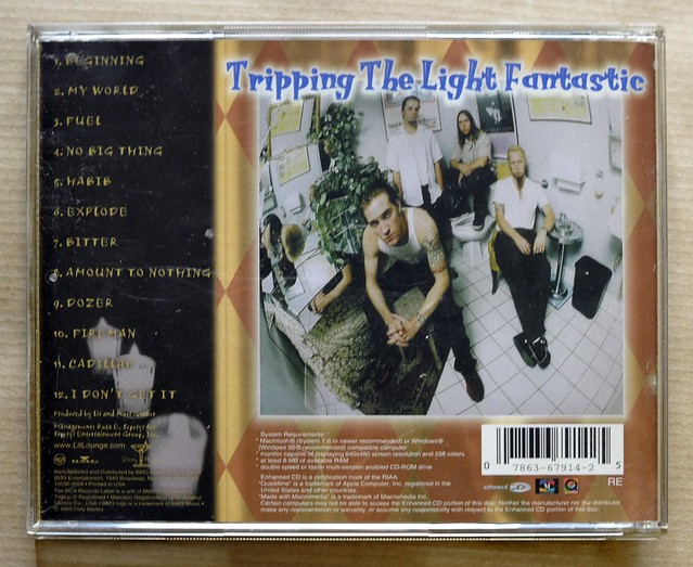 LIT TRIPPING THE LIGHT FANTASTIC (CD)