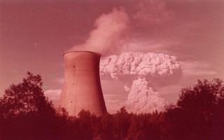 Eruption taken near Trojan Nuclear plant | by orclimber