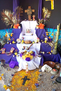 Altar de muertos 5