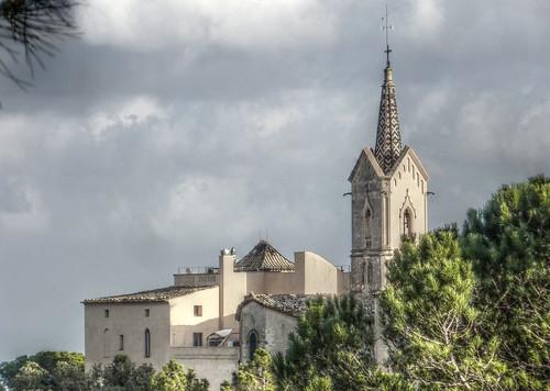 Lloret de Mar - Hotel Sant Pere del Bosc