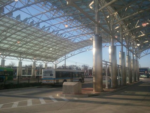 Takoma Langley Crossroads Transit Center
