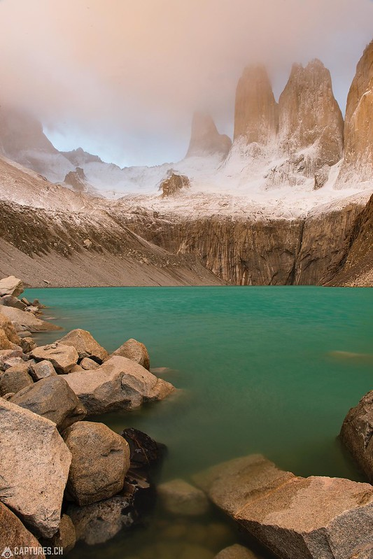 Los Torres - Torres del Paine