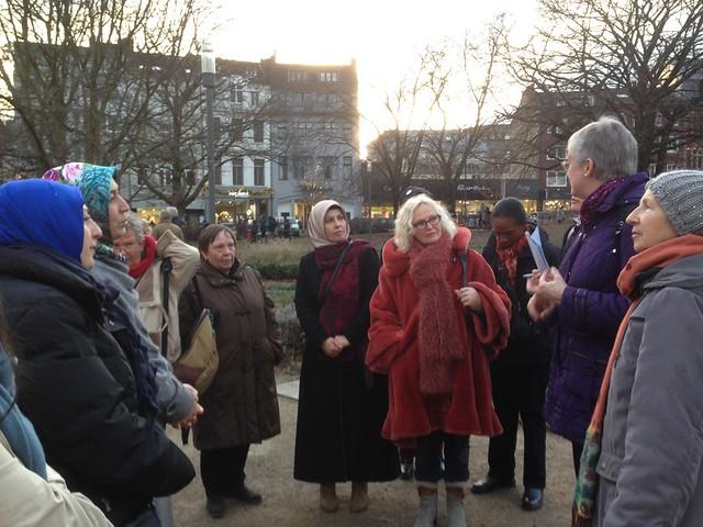 Exkursion zum Dom in Aachen mit Besuch des Weihnachtsmarktes 2016