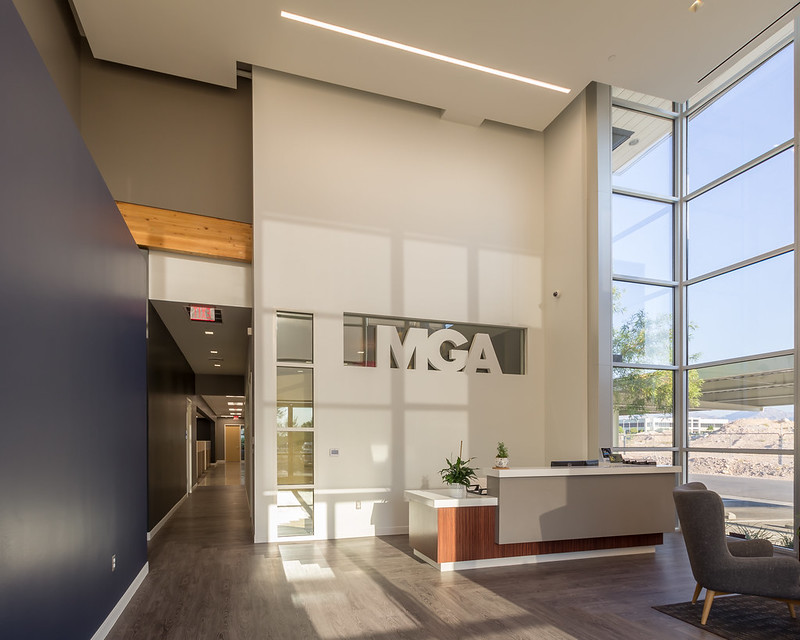 Architectural Photography - MGA Law Office TI