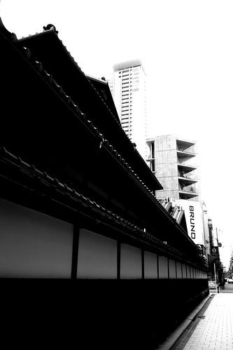 Kitahama, Osaka on DEC 01, 2016 (3)
