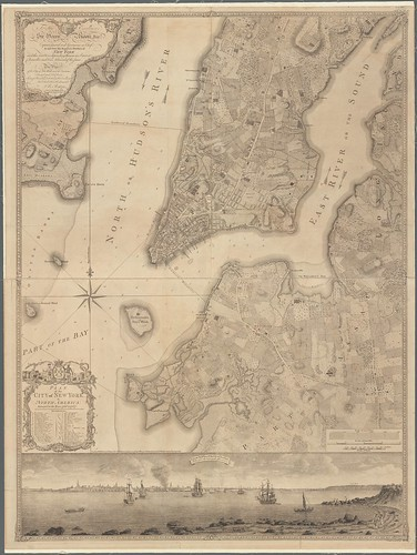 Bernard Ratzer Map surveyed 1767 NYPL higher res