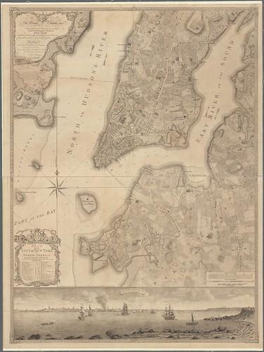 Bernard Ratzer Map surveyed 1767 NYPL higher res