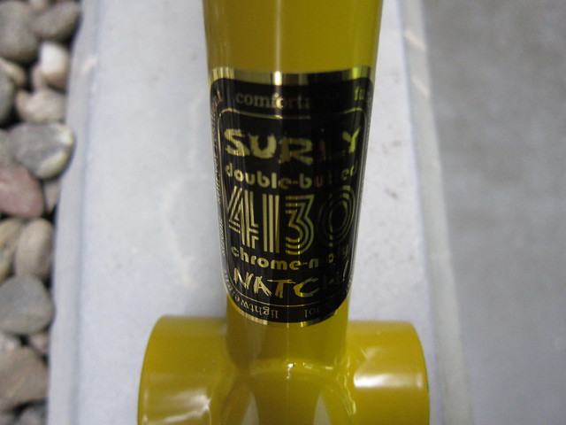 SURLY Steamroller YL 7