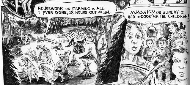 Katherine Haynes, Farm Woman