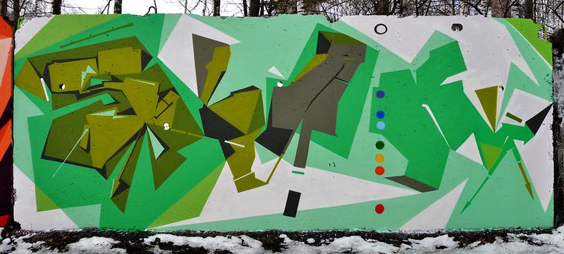2012 жко-зеленый