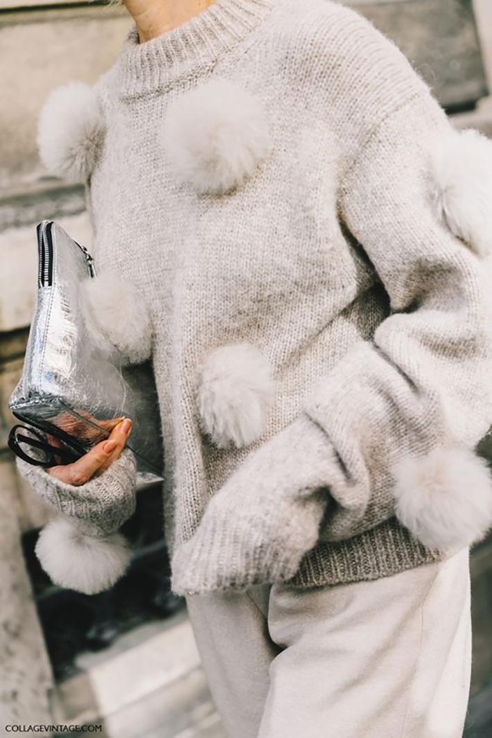 cozay and warm rainy day outfit accessories fall style streetstyle winter style fashion trend5