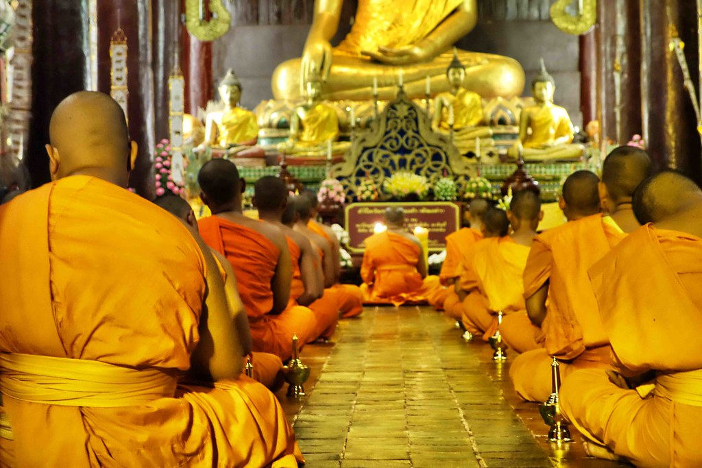 Thaïlande - Chiang Mai Monks