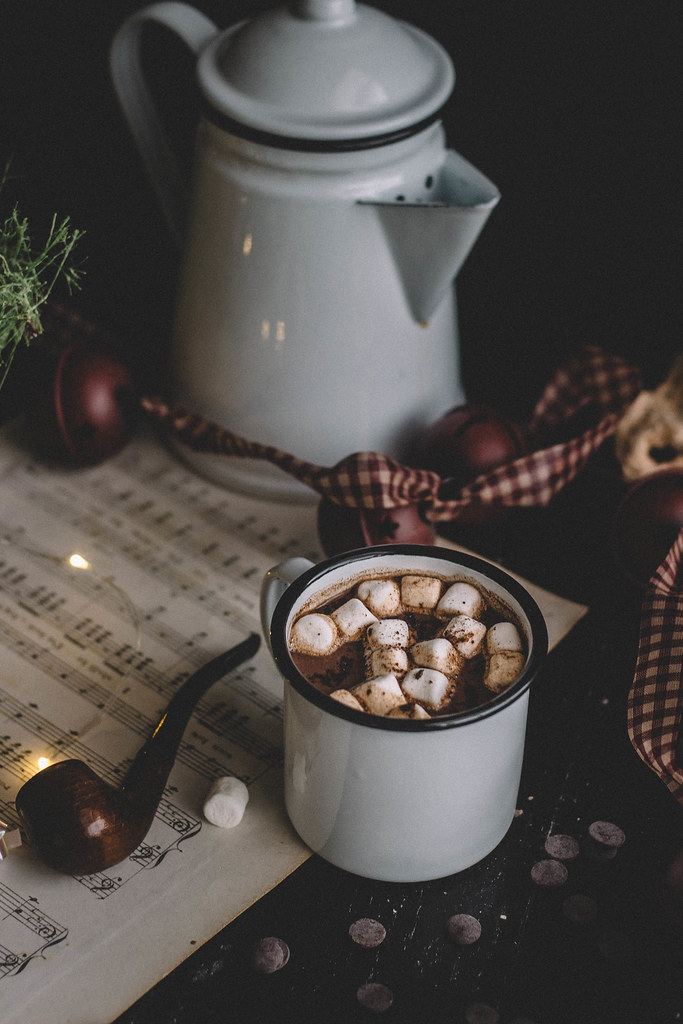 Chai Tea Hot Chocolate | TermiNatetor Kitchen