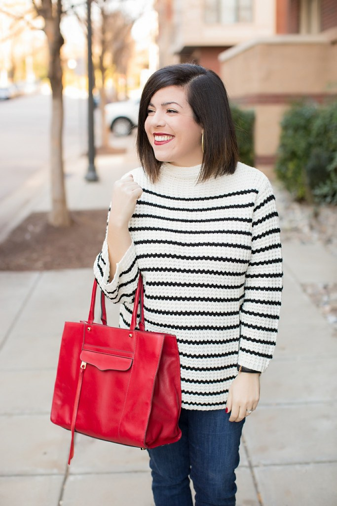 Striped Sweater-@akeeleywhite-Head to Toe Chic