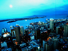 Auckland by night | by Rúben