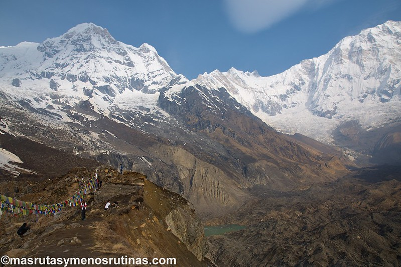 NEPAL 2016. Trek al Annapurna Sanctuary (ABC)