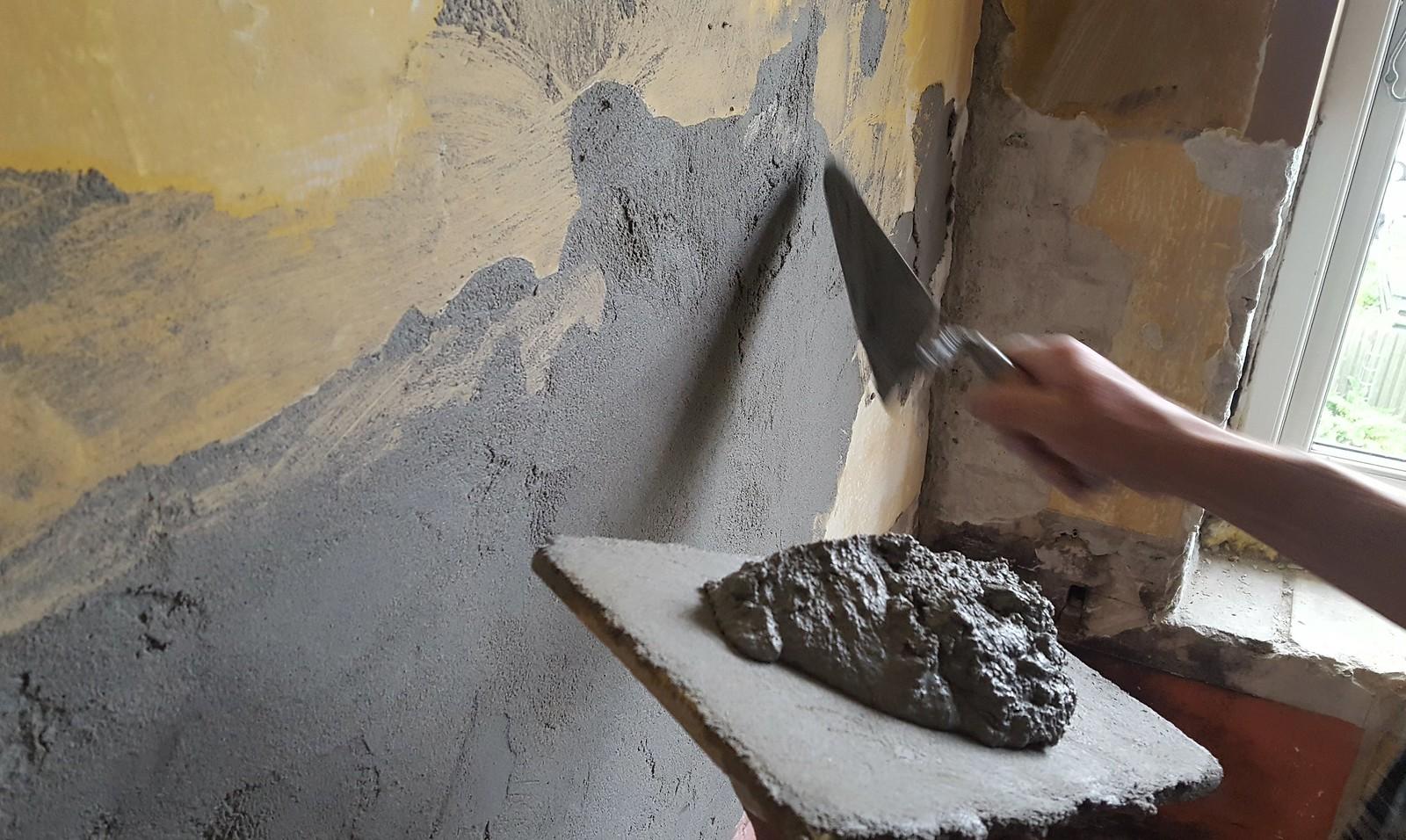 Repairing the Walls