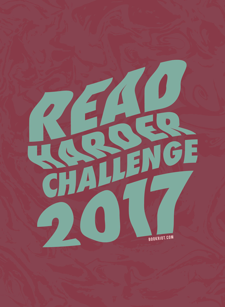BookRiot Read Harder Challenge