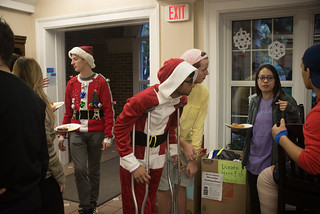 Holidays in Morrison-McGinnis Commons