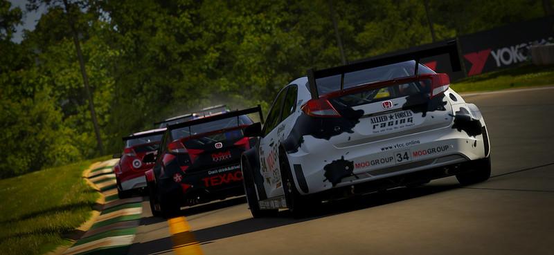VTCC Spec Series 10 - #5 Zengo Motorsports Honda Civic WTCC 31182065550_edd16766c6_c