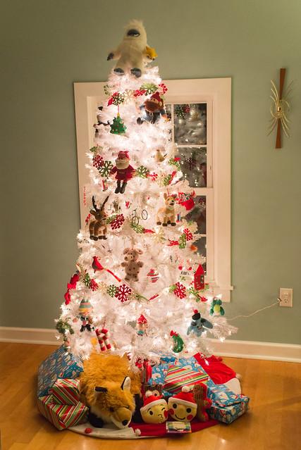 Mistfit Toys tree.