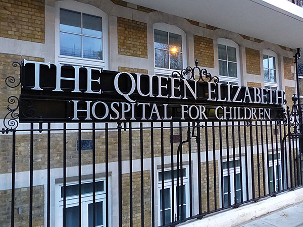 l'hôpital de la reine