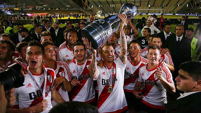River con la Copa Argentina