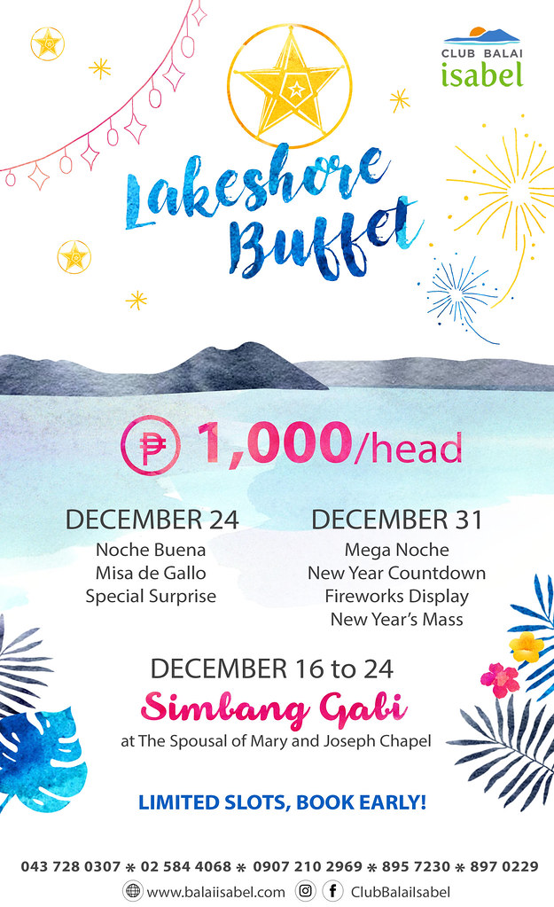 Lakeshore Buffet 2016