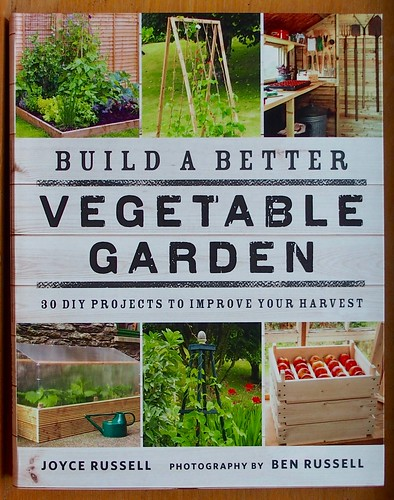 Cover of Build a Better Vegetable Garden