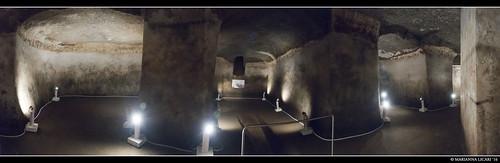 La Cisterna del Corridoio o del Comandante #1