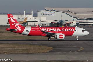 A320-251N Air Asia Thailand MSN7417 F-WWDC (HS-BBY) - TLS