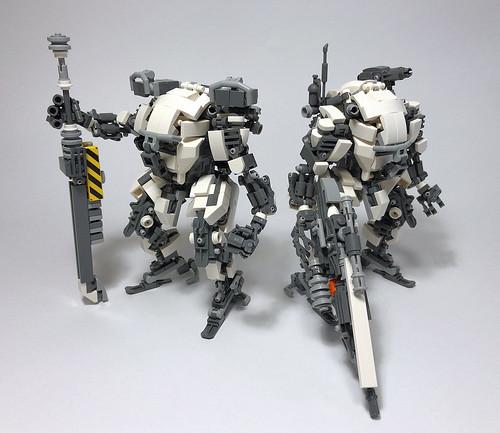 LEGO Robot Mk9-03