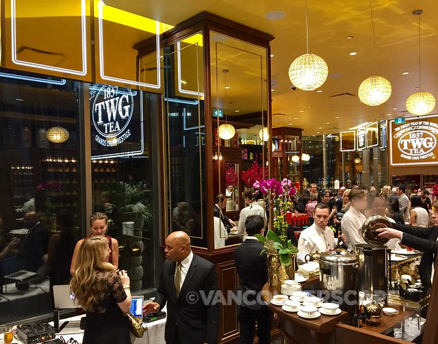 TWG Tea Salon & Boutique VIP Gala