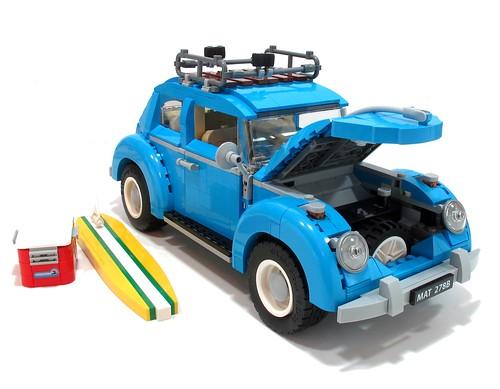 Lego Beetle front