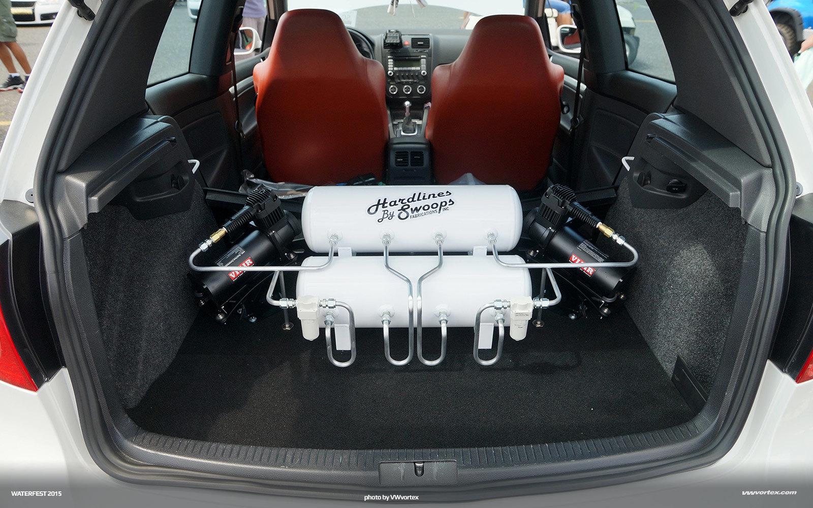 Vwvortex Com R32 Air Ride Trunk Setups