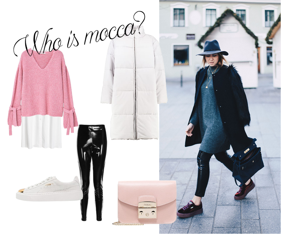 Who is mocca? Lieblings Blogger Winter Looks 2017 Inspirationen Modeblog nachgestylt Fashionblog aus Deutschland mondodellamoda