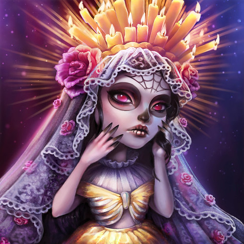 Skull Bride_00